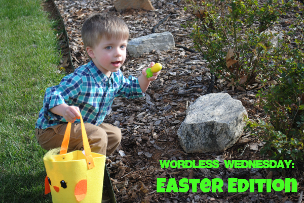 Wordless Wednesday: Easter 2015