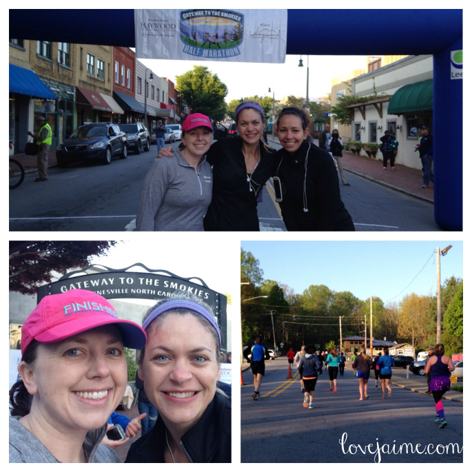 Gateway to the Smokies Half Marathon review