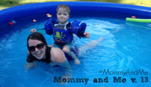 Mommy & Me Monday: Lake edition #MommyAndMe