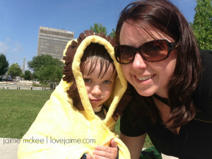 Mommy & Me Monday: Weekend adventures #MommyAndMe