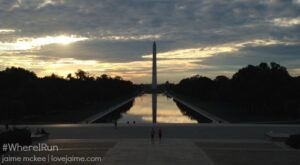 Where I run: DC #runningview #runDC