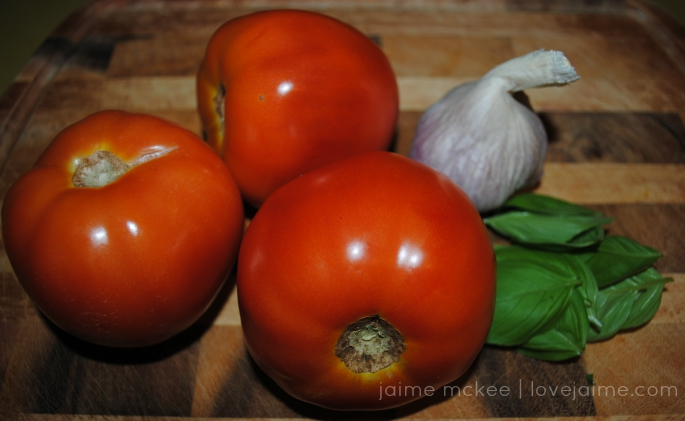 What to do with all of your tomatoes – Meal planning summer edition