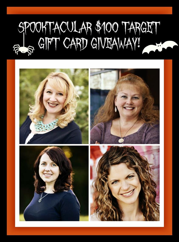 Spooktacular Target gift card giveaway! #giveaway
