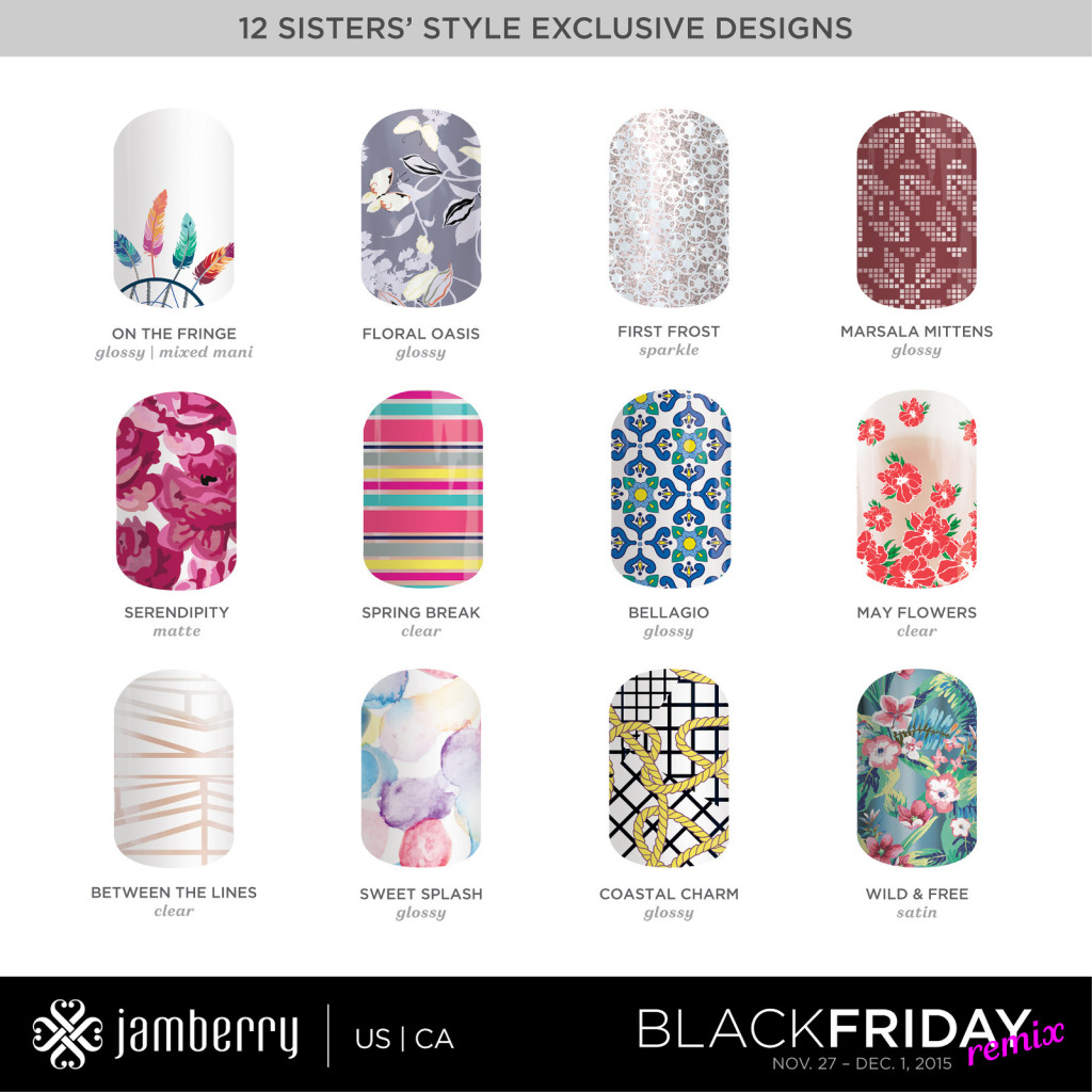 Black Friday with Jamberry