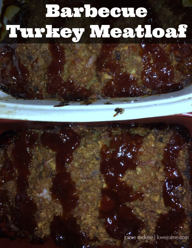 Meal planning: Meatloaf and planning ahead