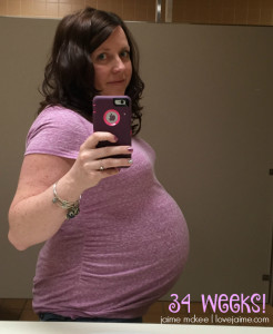 The home stretch: 35 weeks pregnant #pregnancy #update