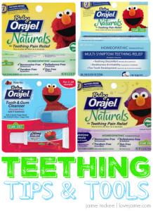 Preparing for baby and teething #smilehood #ad