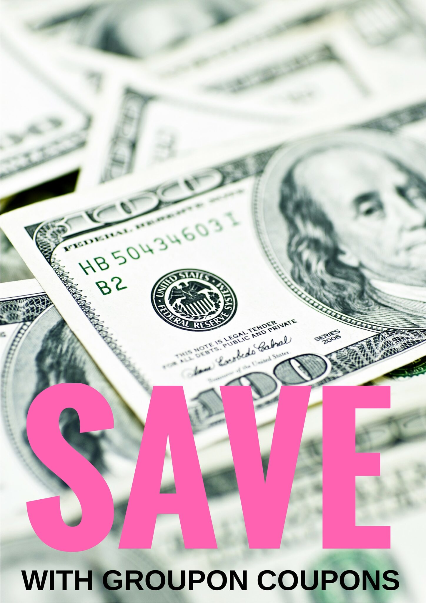 Save more with Groupon Coupons #GrouponCoupons #ad