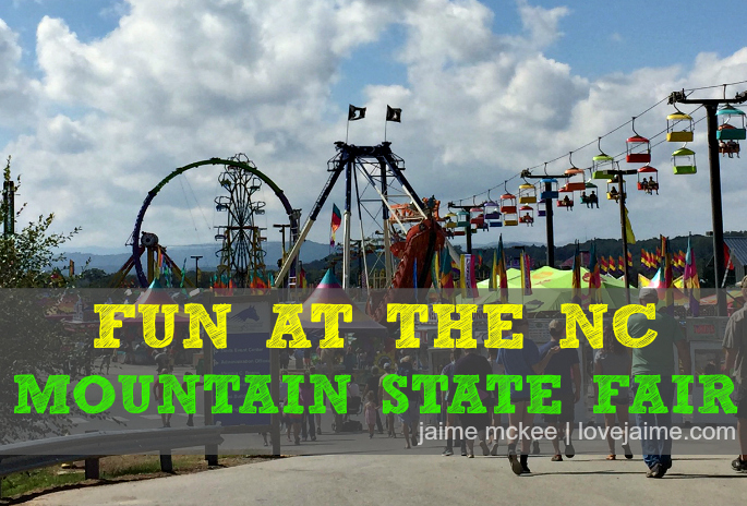 5 Reasons You Should Attend the NC Mountain State Fair