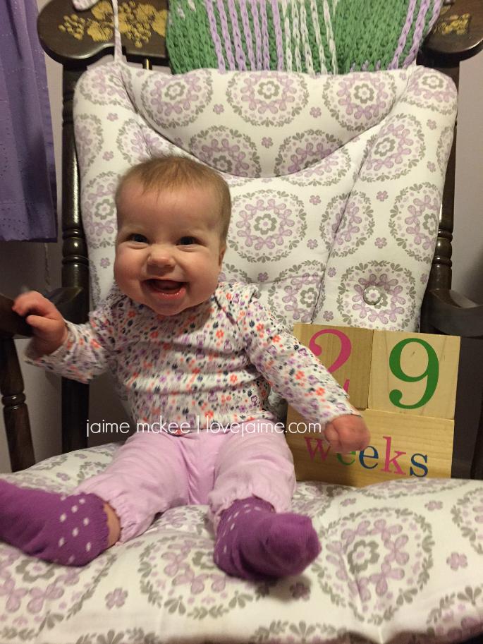 Baby update {29 weeks}