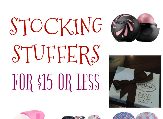 Stocking stuffers for under $15