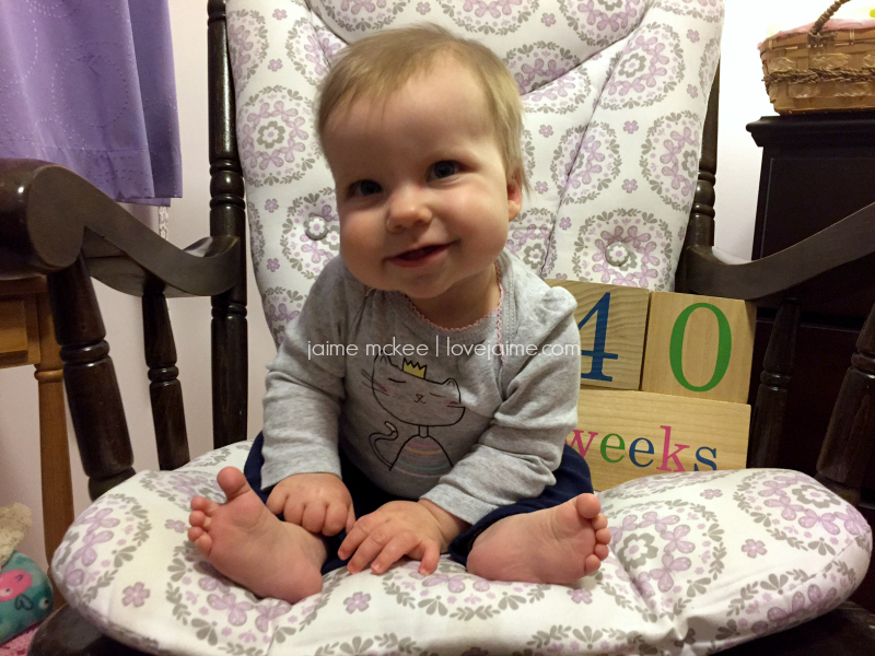 40 weeks {baby update}