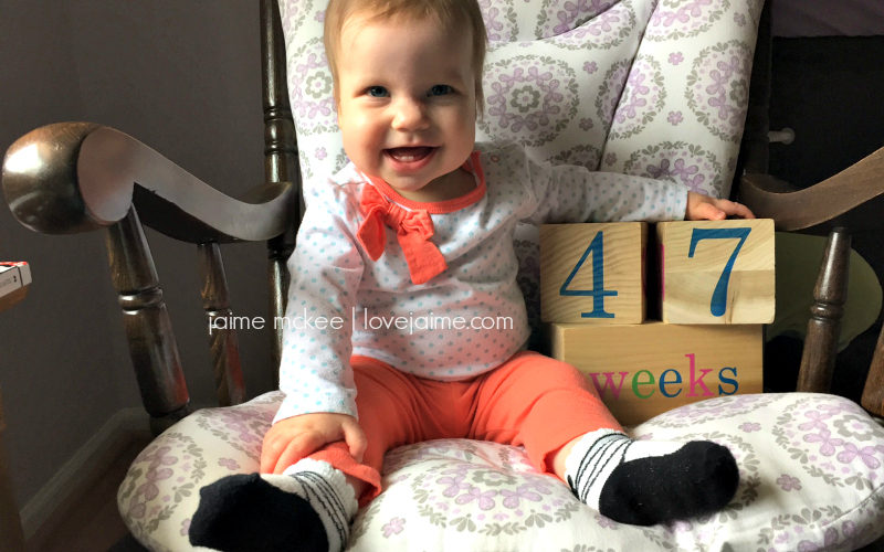 Baby update {47 weeks}