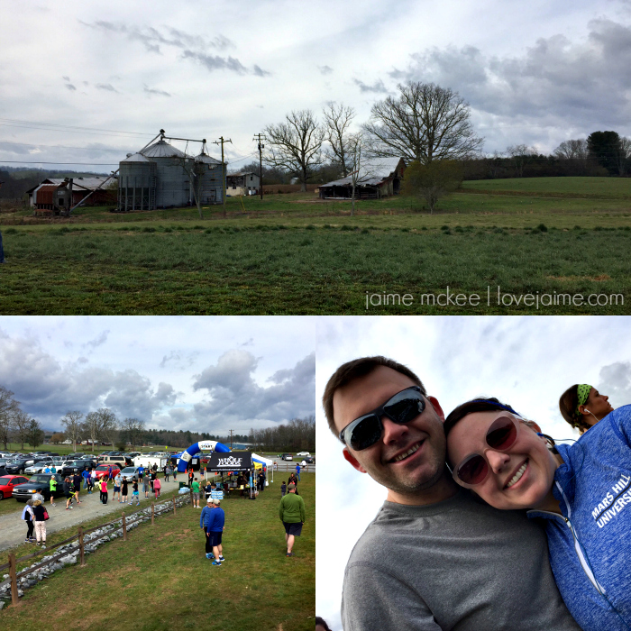 Race to the Taps: Bold Rock Cidery 5-mile race report