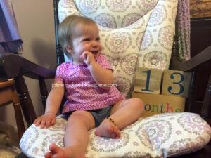 13 months {baby update}