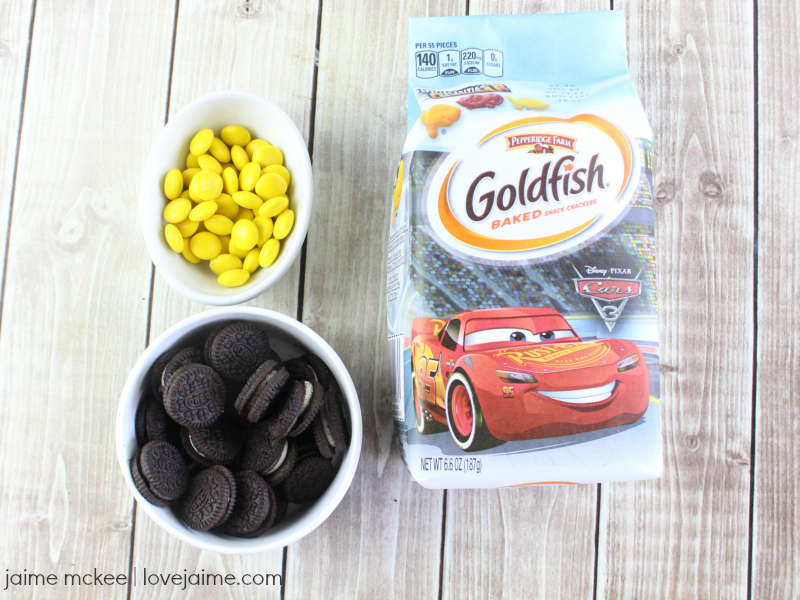 Sweet & Salty Cars 3 Snack Mix