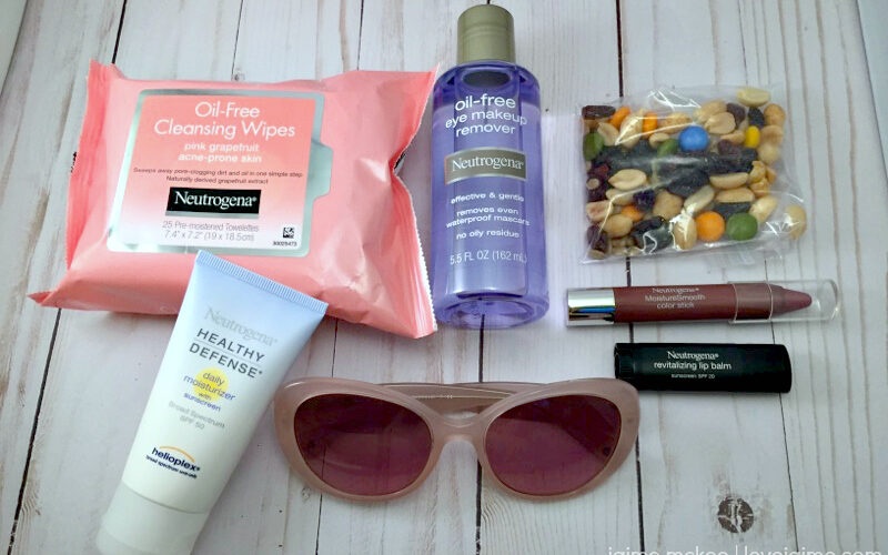 Summertime Skin Care Essentials Perfect for Vacation and Travel #FreshSummerSkin #ad