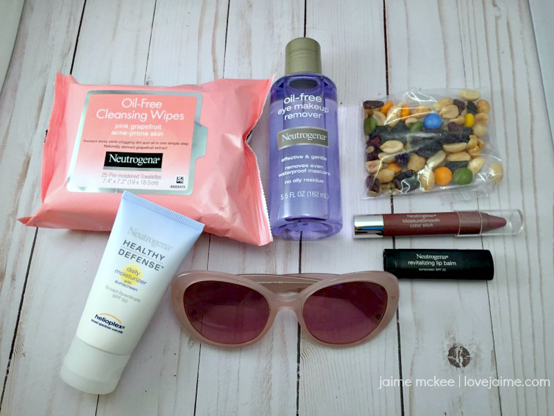 Summertime Skin Care Essentials - favorite products by Neutrogena!
