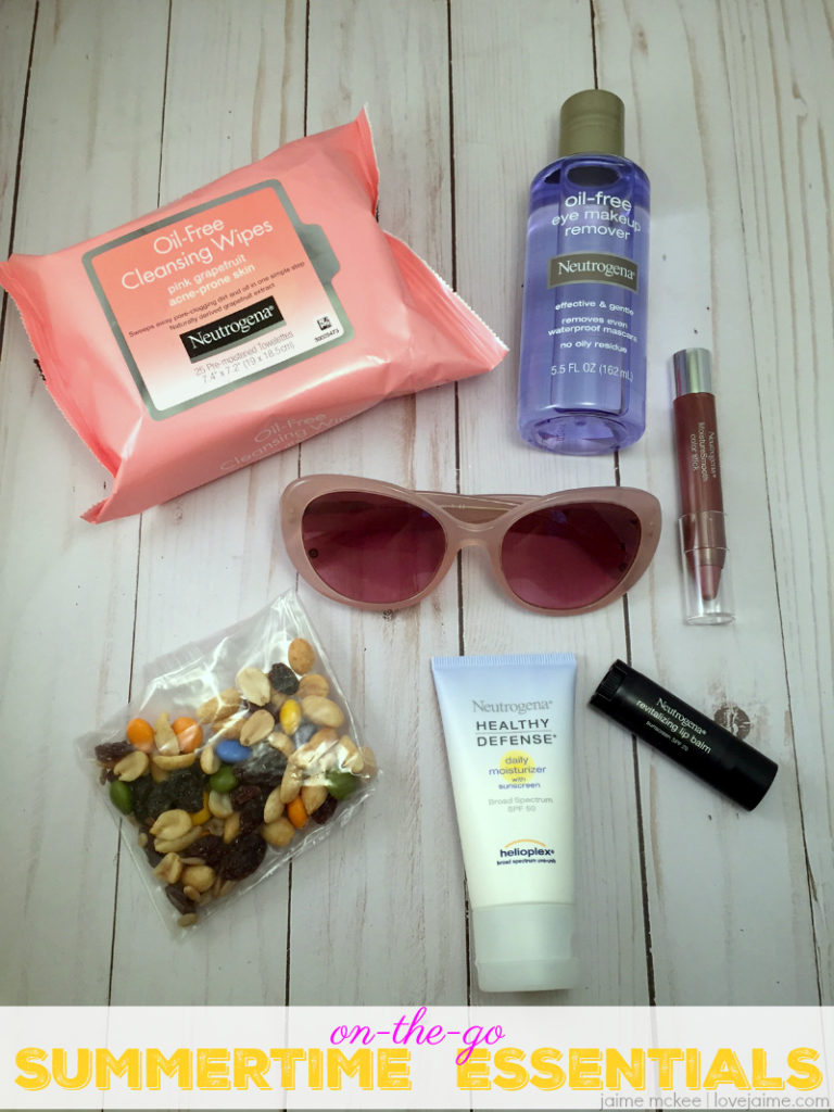 Summertime Skin Care Essentials