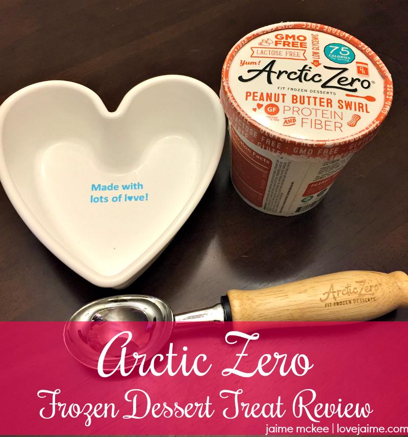 Arctic Zero Fit Frozen Desserts Pints - a taste test!