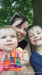 Traveling – and Mommy & Me Monday #MommyAndMe