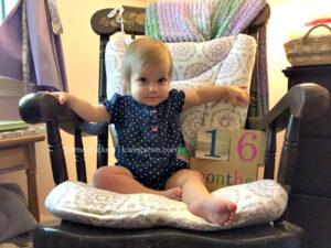 16 months {baby update}