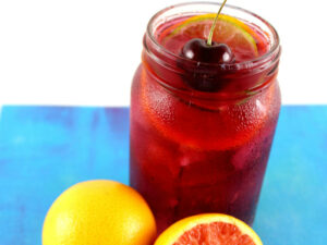 Make your own Cherry Citrus Sangria this summer
