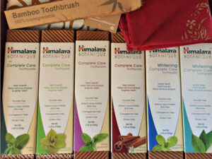 All about Himalaya Botanique Complete Care Toothpaste