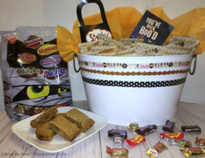 DIY BOO Kit – and TWIX® Cookie Bars!
