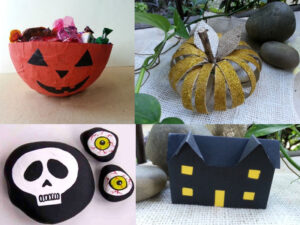 Halloween crafts roundup – 13 activities to do with your children