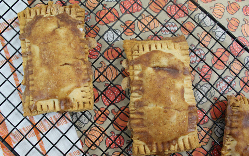 Pumpkin Pie Poptart recipe