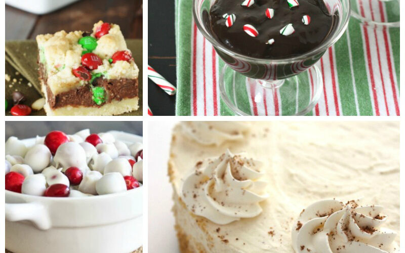 10+ amazing Christmas desserts you should try