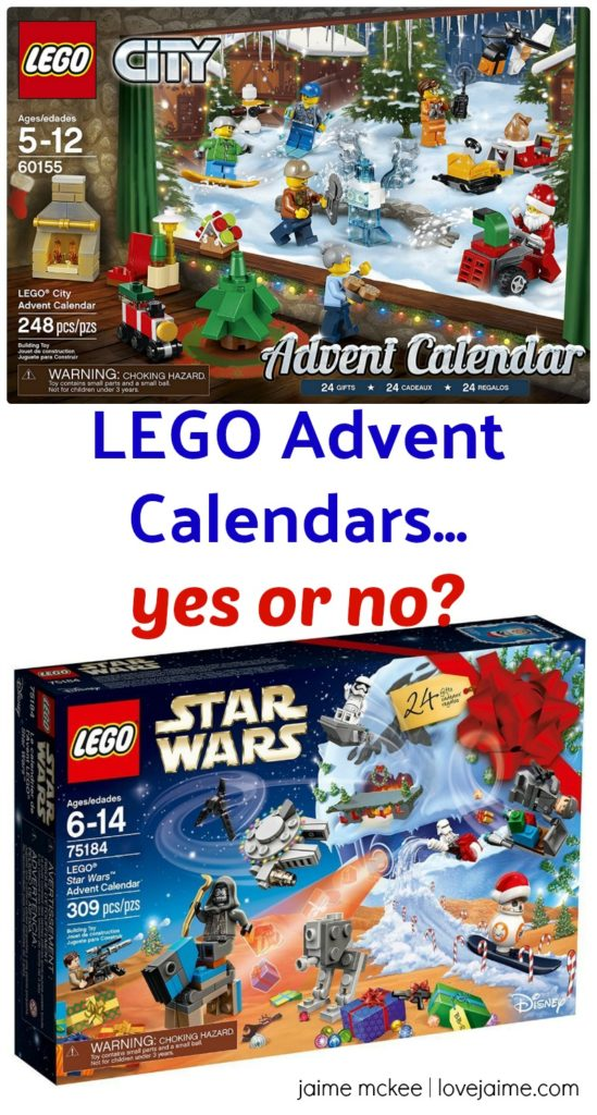 The LEGO Advent Calendars are available right now - and you can save $10 on each set! Choose from the LEGO City, LEGO Friends, Harry Potter or Star Wars versions (or just get all of them!)