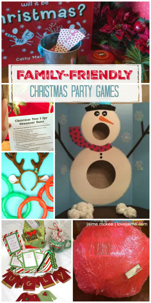 Check out some of these family-friendly holiday party games to try at your next event!