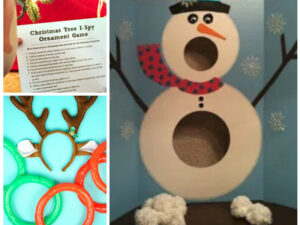 Holiday party games roundup