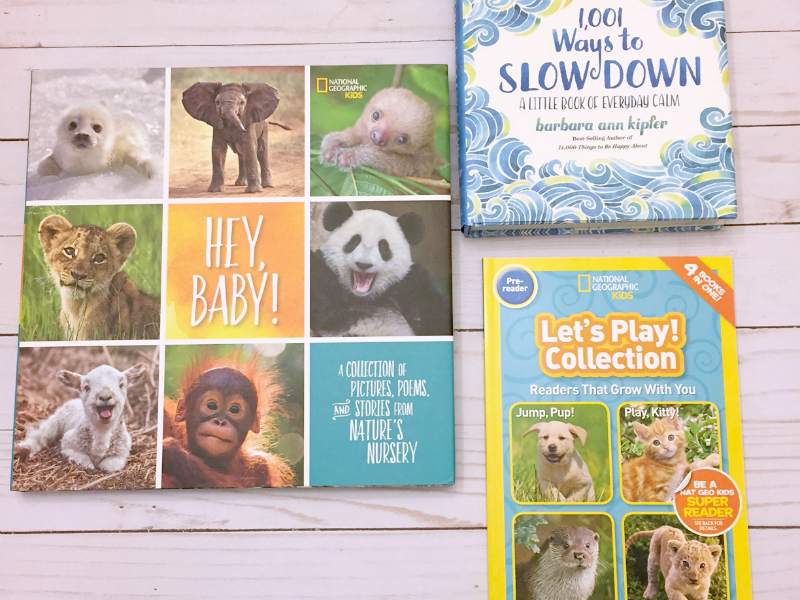 A look at National Geographic Kids books (great for gift-giving!) #MomsMeet #ad
