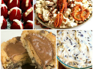 Football desserts and treats – perfect for playoffs!