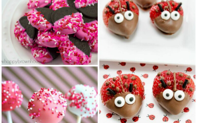 10 Valentine's Day Treats to Try With Your Loved Ones (or class!)