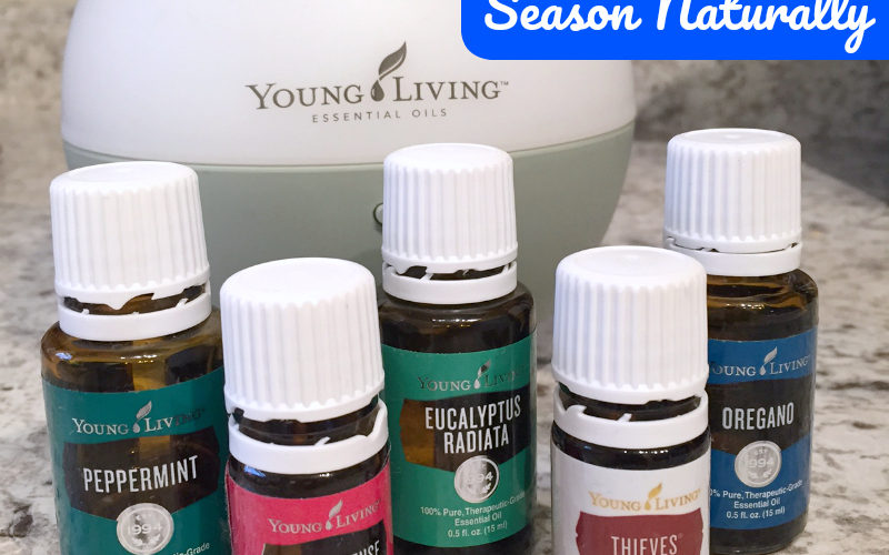 Fight cold and flu season with essential oils