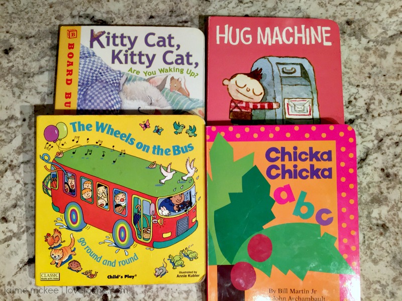 Great books for a 2-year-old!