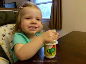 Create healthy and easy lunches for toddlers