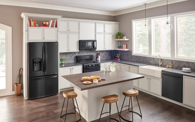 Smarter homes with LG appliances from Best Buy @LGUS @BestBuy #ad