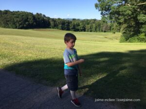 Walk and Talk with Marathon Kids