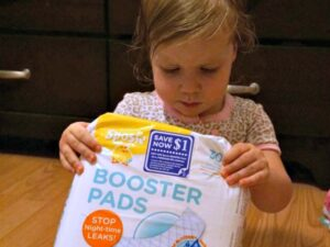 Perfecting the toddler sleep routine (and getting through with drier nights)