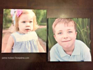 Turn your memories into the perfect gifts with CanvasDiscount.com
