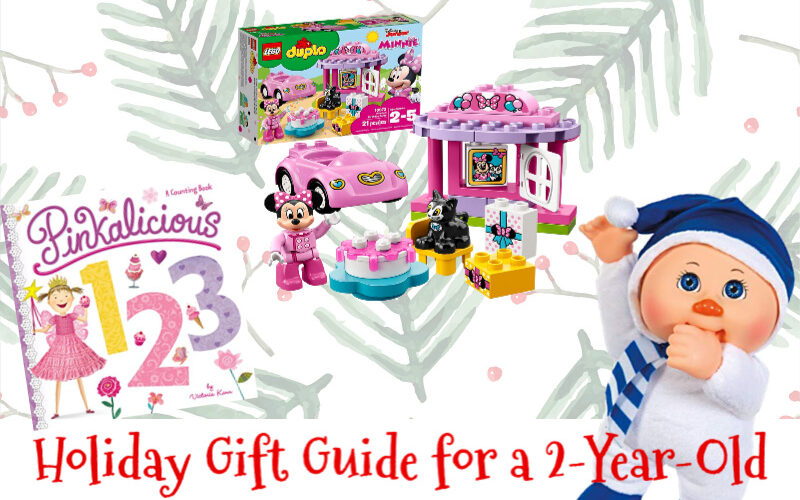 Gift Guide for a 2-year-old