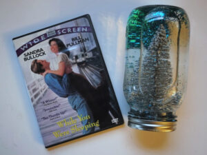 "DIY Snow Globe and my love for ""While You Were Sleeping"""