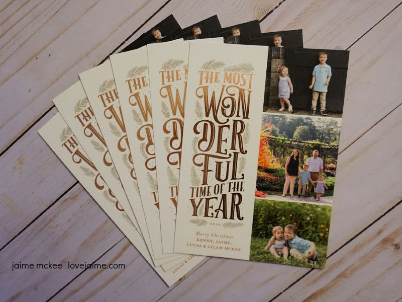 Why I chose Minted holiday cards (again) this year