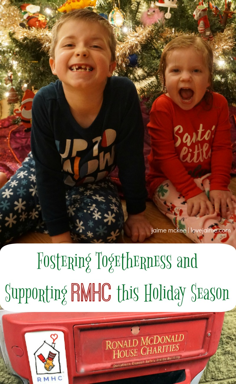 We're working to foster togetherness and support Ronald McDonald House Charities this holiday season - and here's how you can help too! #ad #KeepingFamiliesClose #forRMHC https://ooh.li/ca52485
