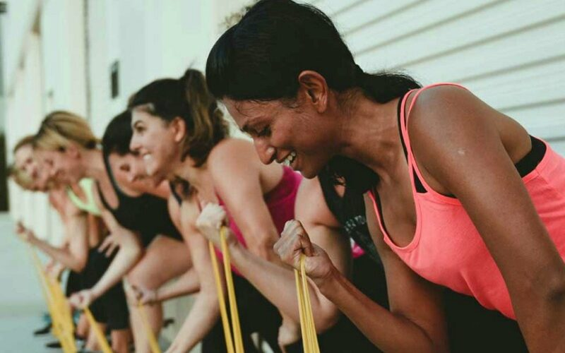 Fitness classes for moms in Asheville – FIT4MOM Asheville